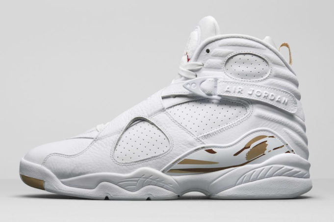 the best attitude 2ee13 45519 Nike. AIR JORDAN 8 (WHITE OVO DRAKE)