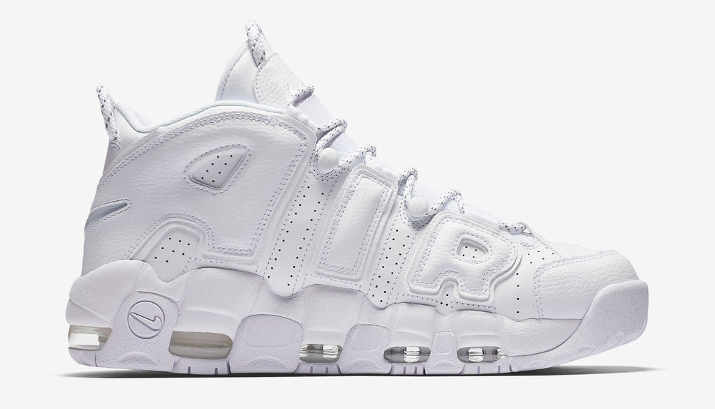 NIKE AIR MORE UPTEMPO (PURE WHITE)