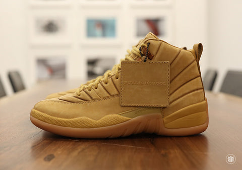 AIR JORDAN 12 (PSNY WHEAT)