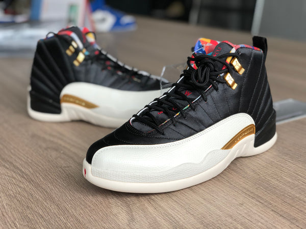 aa2fcc4f700 AIR JORDAN 12 (CHINESE NEW YEAR 2019) – CrispyKicks