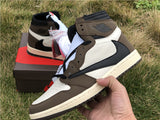 AIR JORDAN 1 (TRAVIS SCOTT)