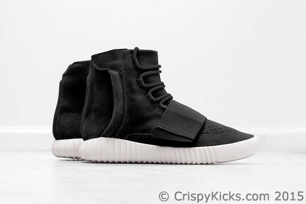 ADIDAS YEEZY BOOST 750 (MIDNIGHT BLACK)