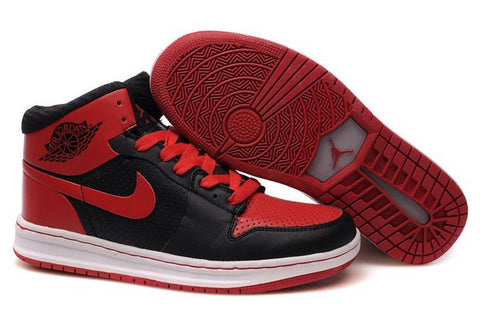 AIR JORDAN 1 (BLACK/ RED RETRO)