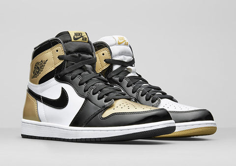 AIR JORDAN 1 (TOP3 GOLD)