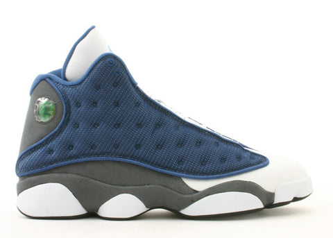 AIR JORDAN 13 (FRENCH BLUE / UNIVERSITY BLUE - FLINT GREY)