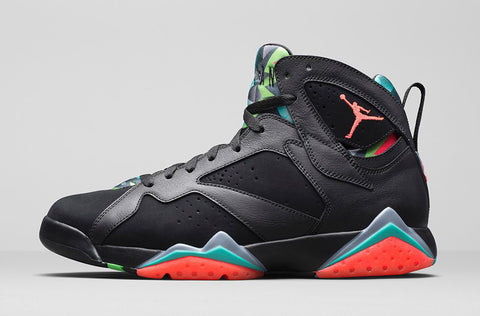 AIR JORDAN 7 (BARCELONA / MARVIN THE MARTIAN)