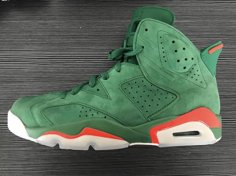 AIR JORDAN 6 (GATORADE TEAM GREEN)