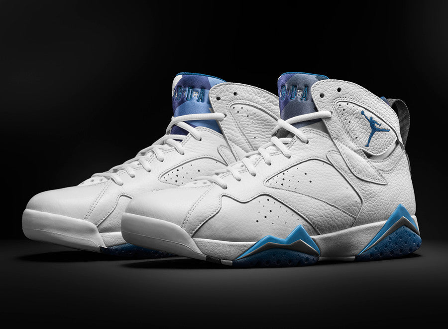 AIR JORDAN 7 (FRENCH BLUE)