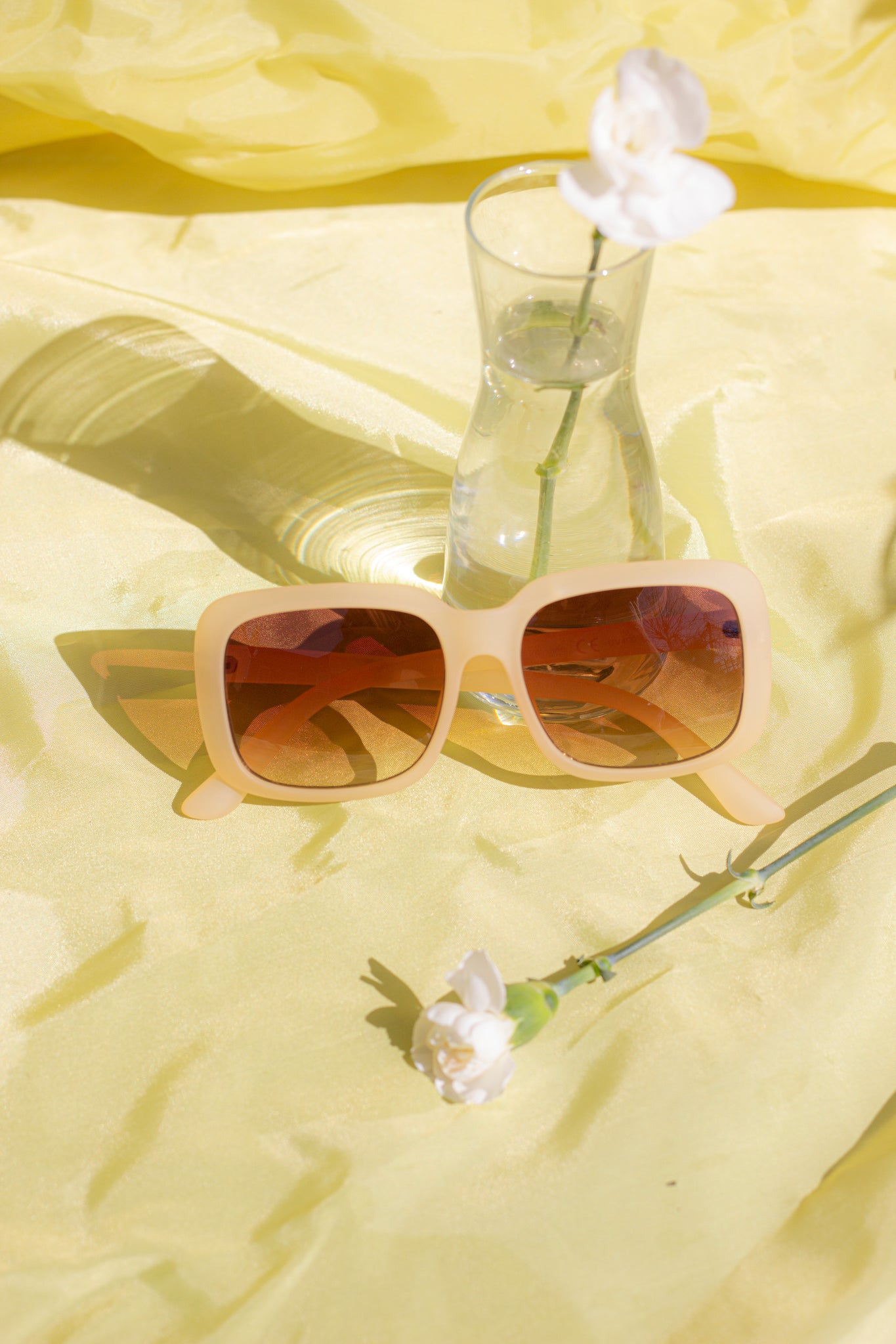 Rounded Square Sunglasses - Sugar + Style