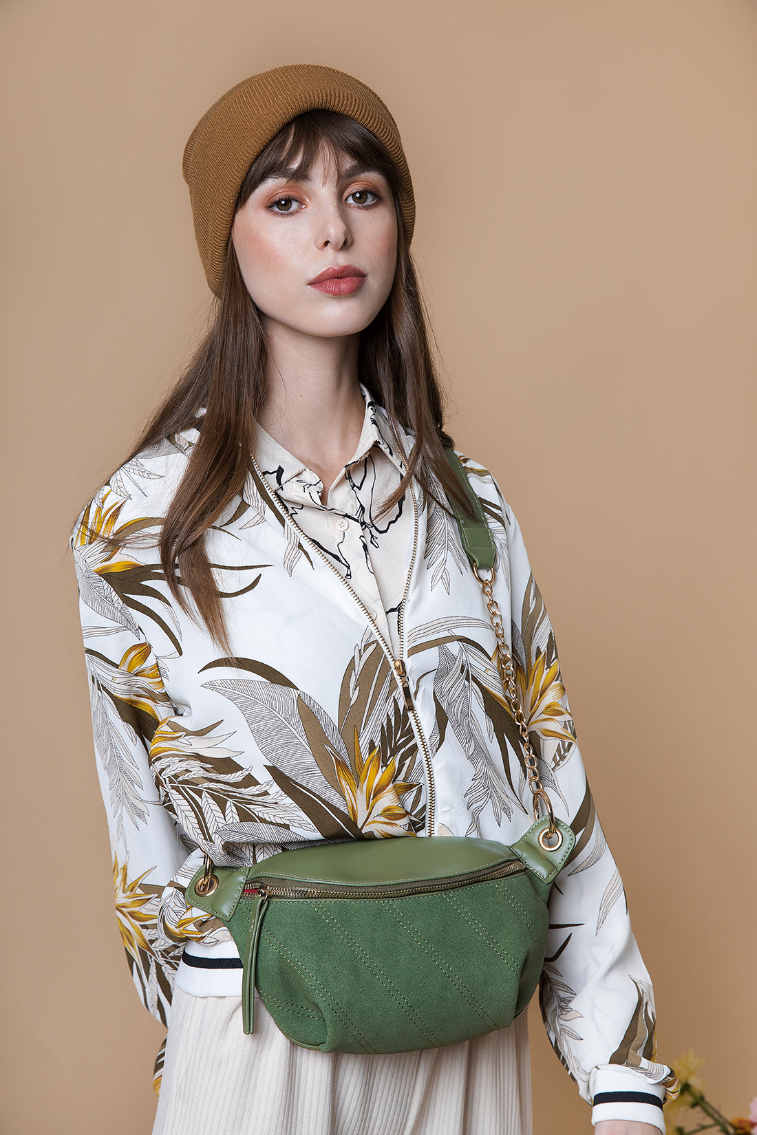 Tropic Floral Bomber Jacket - Sugar + Style