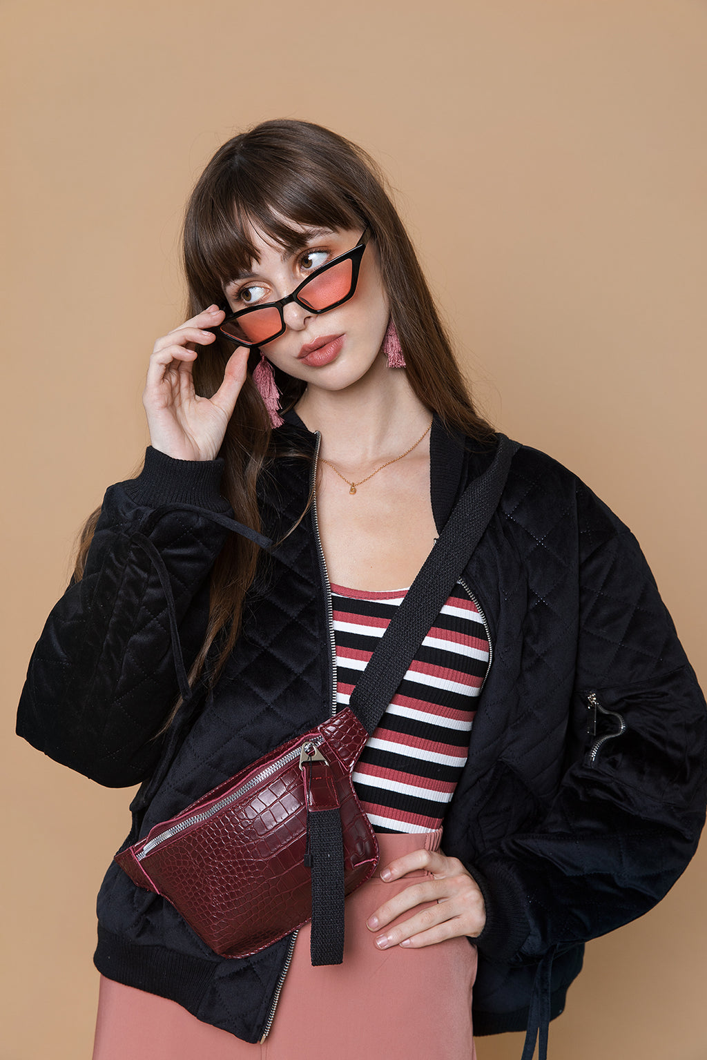 Cat Eye Sunglasses - Sugar + Style