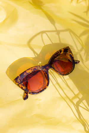 Dish Cat Eye Sunglasses - Sugar + Style