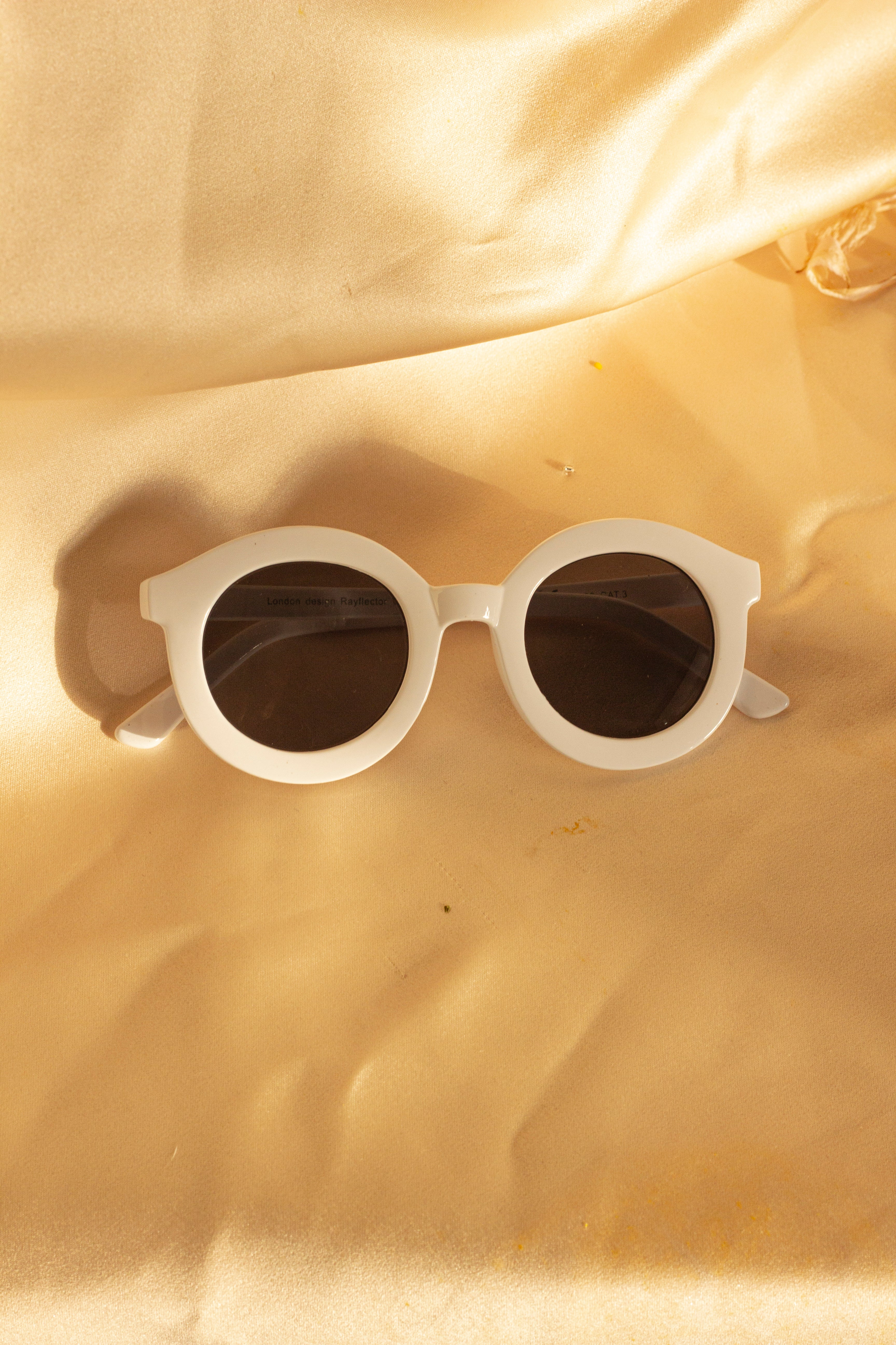 Chunky Round Glasses - Sugar + Style