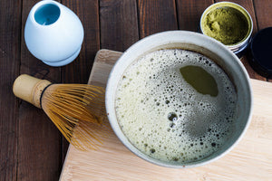 Matcha Not Frothing? You Probably Need to Change One of These Four Things
