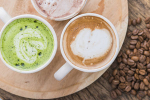Why Does Matcha Green Tea Keep You Up More Than Coffee?