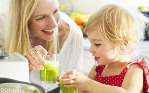 Good Habits start early - Introduce your children to Matcha Tea!!