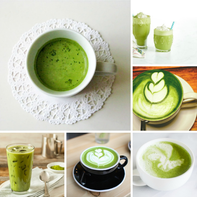 Matcha Green Tea Lattes Top Ten Favourite Chosen by Teaologists