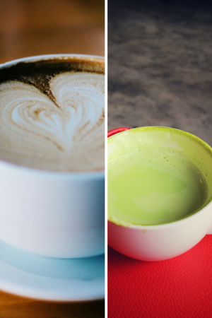 Does Coffee Stand A Chance Against Matcha Tea?