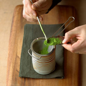 Why You Should Care About Sifting Your Matcha