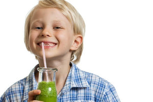 Should our Children Drink Matcha Tea?