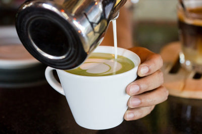 How to Make the Perfect Matcha Latte At Home