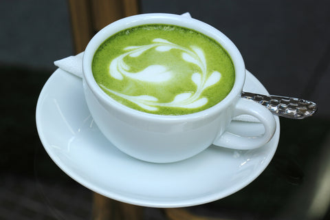 matcha-green-tea-in-a-cup