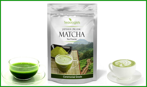 matcha-green-tea-mixed-with-water-and-matcha-latte