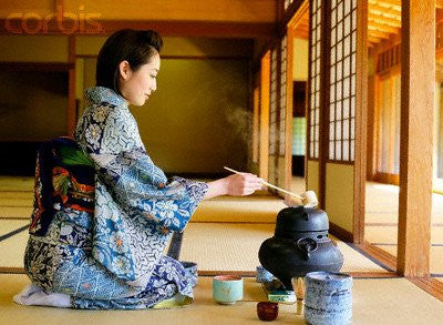 Cooking for a Japanese Tea Ceremony