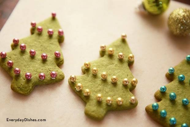 best-japanese-green-tea-cookies-christmas-recipe