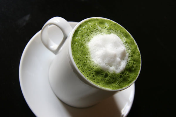 matcha-health-drink