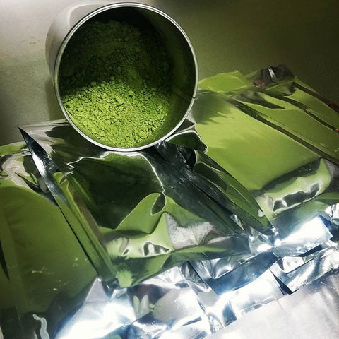 matcha-green-tea-packaging-processing-facility