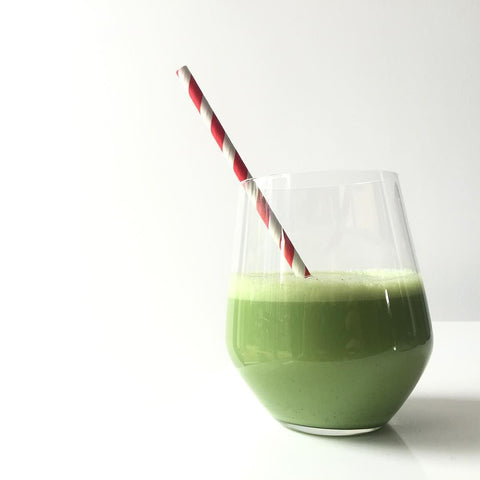best-smoothie-matcha-green-tea-breakfast