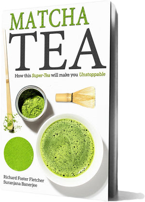 Professional Matcha Tea Set by Teaologists: Includes 40g Finest Organic  Matcha, 5✮ rated Matcha Book and authentic Japanese Matcha Teaware - Teaologists - 9