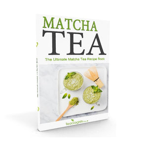 Matcha Tea Recipe eBook: The Ultimate Matcha Tea Recipe Book