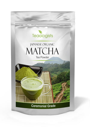 Professional Matcha Tea Set by Teaologists: Includes 40g Finest Organic  Matcha, 5✮ rated Matcha Book and authentic Japanese Matcha Teaware - Teaologists - 3