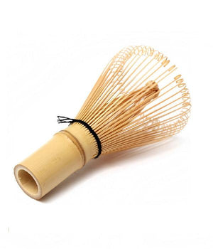 Handmade Bamboo 100 Prong Chasen (Matcha Whisk) - Teaologists - 2