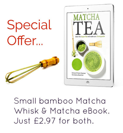 Matcha Whisk and eBook Offer1