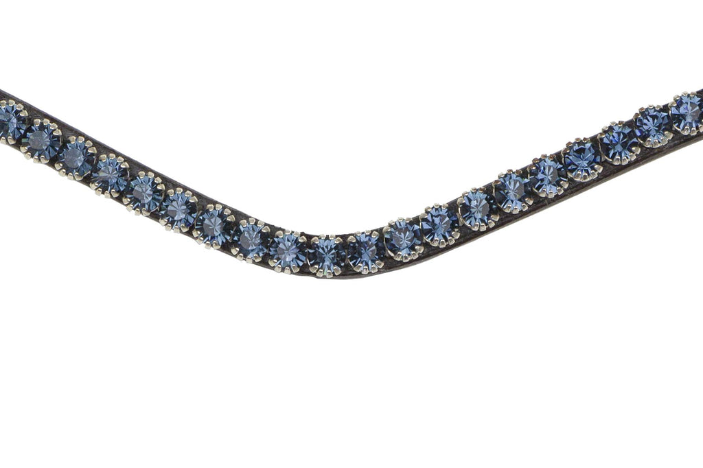 "Stirnriemen ""Sleek Deep Sapphire"" von PS of Sweden - helle-kleven.shop"