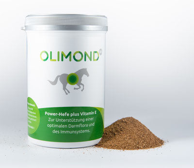 "Powerhefe ""Olimond BB"" mit Vitamin E"