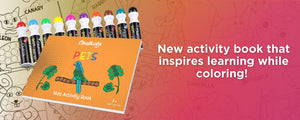 Sign up to download a Free Activity Book
