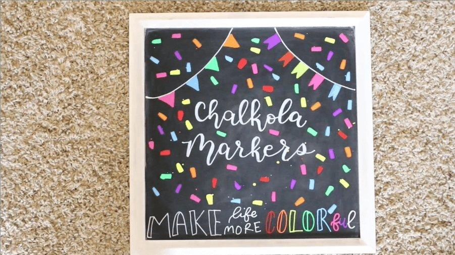 Choose Chalkola Markers for the Most Brilliance! | Chalkola Art Supply
