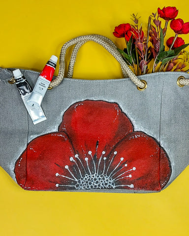 78 Painting Ideas - Bag Painting