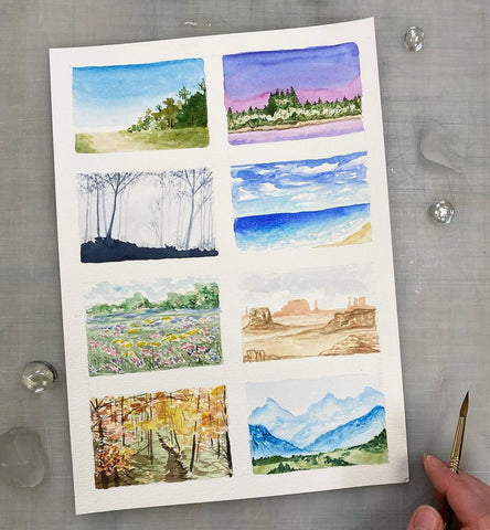 78 Painting Ideas - Collage Painting