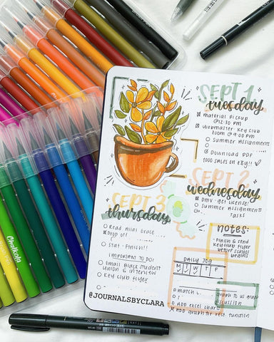 78 Painting Ideas - Flower Painting And Journaling