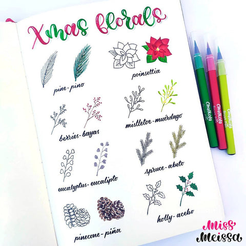 78 Painting Ideas - Herb And Plant Journal