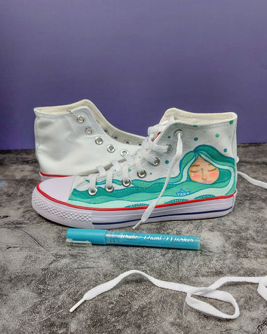 78 Painting Ideas - Paint On Shoes