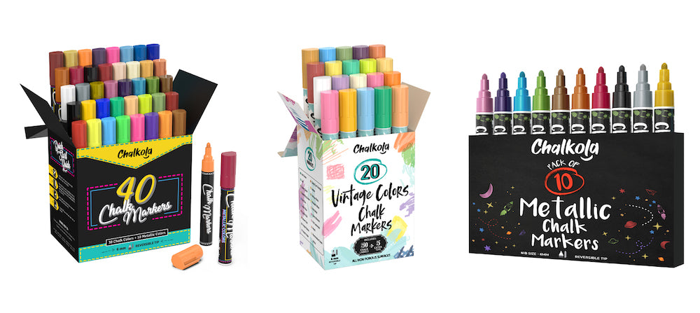 Best Selling Chalk Markers