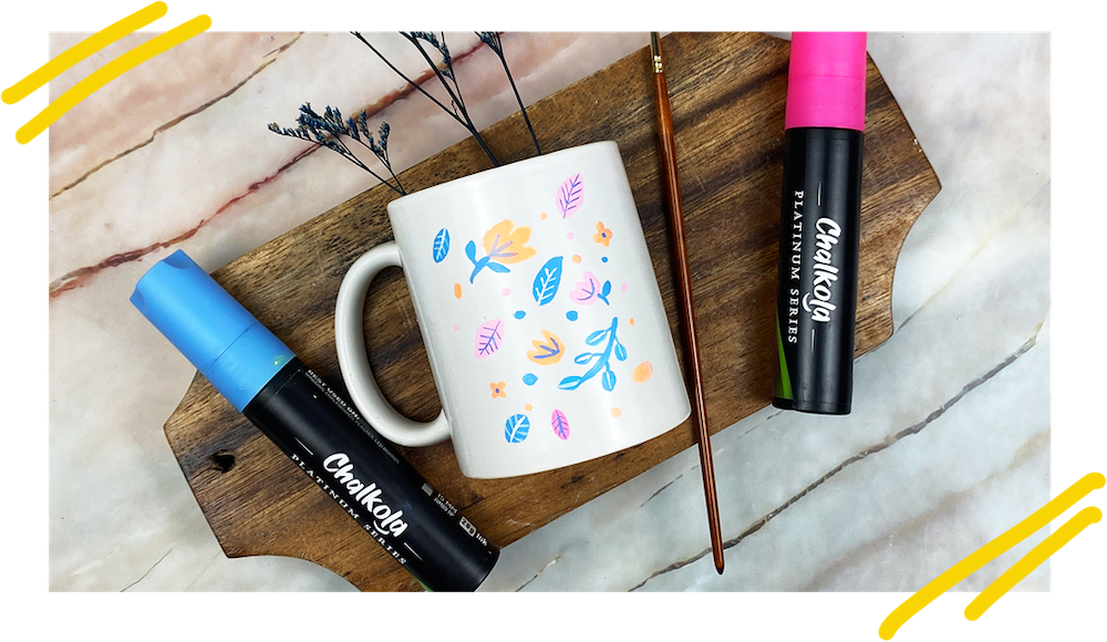 Chalk Markers for Customizing Personal Items