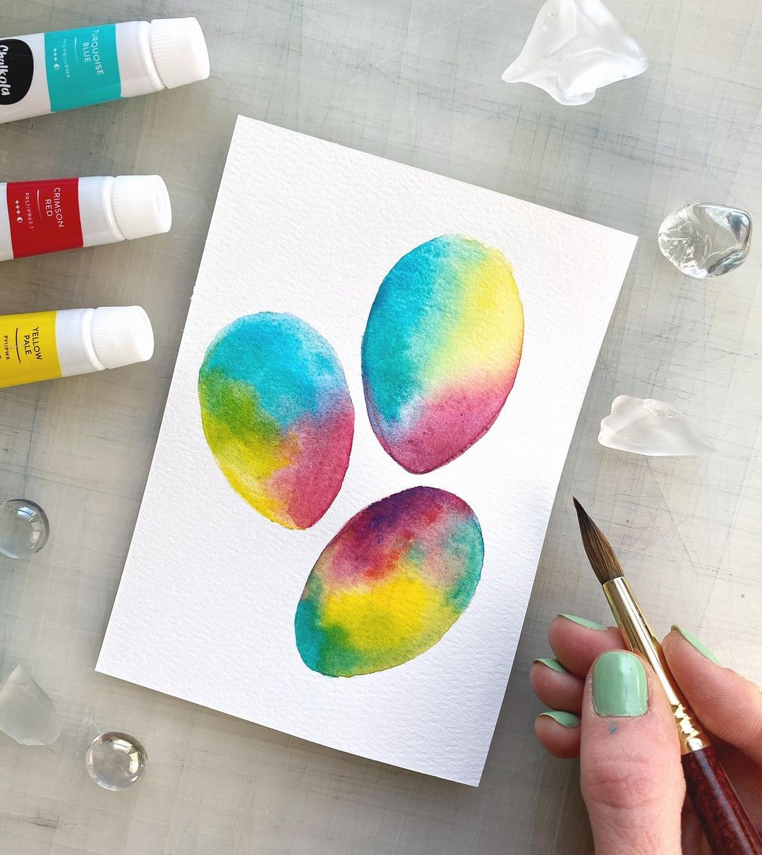Watercolor Painting 6
