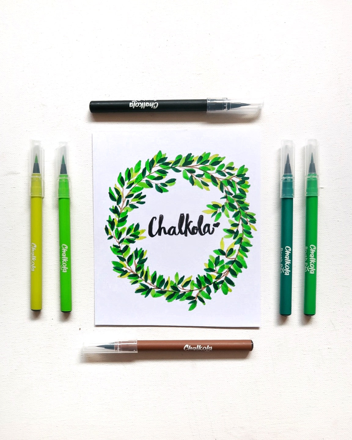 Watercolor Calligraphy 1